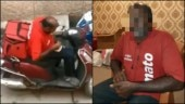 A video of a Zomato delivery boy eating out of packed boxes went viral recently