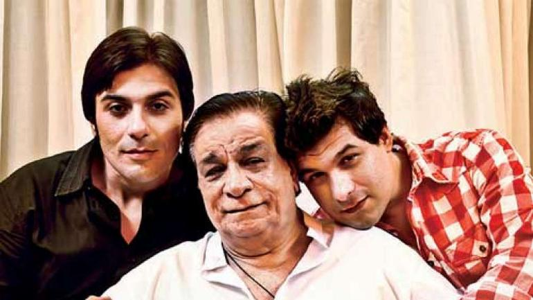Kader Khan's funeral will be in Canada, says son Sarfaraz