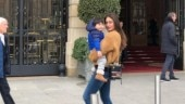Kareena Kapoor nudging Taimur to dance is every Indian mom ever. Watch video