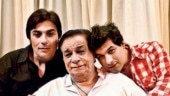 Kader Khan's son Sarfaraz breaks down recalling last moments: He struggled to kiss me but could not