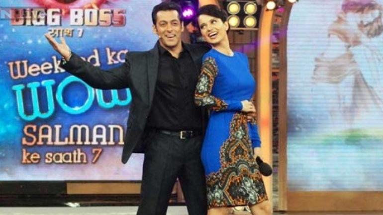 Kangana Ranaut wants to work with Salman Khan: He is a friend