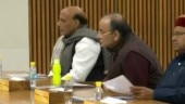 Rajnath, Jaitley BJP observers for election of legislature party leaders in MP, Rajasthan