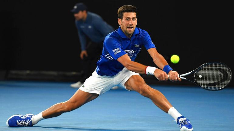 Australian Open: Novak Djokovi...