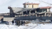 Taliban attack on Afghanistan military base kills over 100