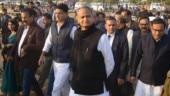 Rajasthan lok sabha election congress
