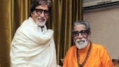 Amitabh Bachchan on Bal Thackeray: If not for him, I would not have been alive