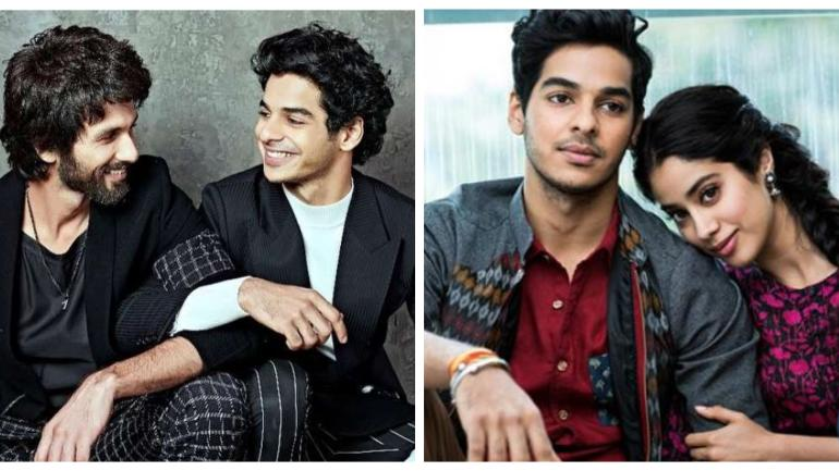 Shahid Kapoor declares Janhvi Kapoor is not anyone special in Ishaan Khatter's life