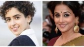 Sanya Malhotra to play Vidya Balan's daughter in Shakuntala Devi biopic?