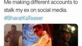 Salman Khan's Bharat teaser out, so are the memes. See best jokes and reactions