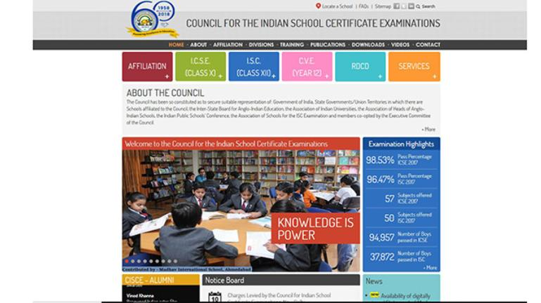 ICSE Class 10, ISC Class 12 Board Exam 2019 admit cards released by