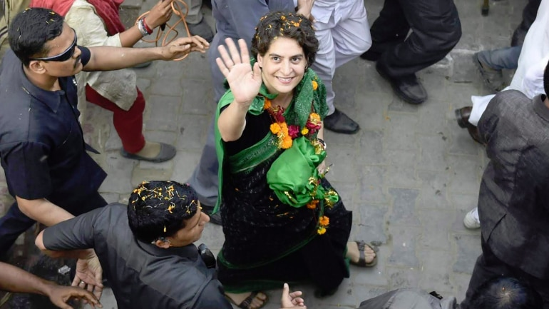 Priyanka Gandhi Vadra has joined mainstream politics(Photo: PTI)