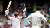 Are you not bored yet Pujara? Nathan Lyon asks India's run-machine
