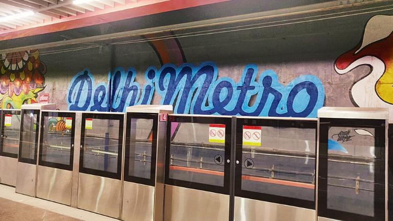 New metro link brings connectivity to Hazrat Nizamuddin