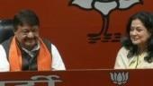Veteran actor Moushumi Chatterjee joins BJP