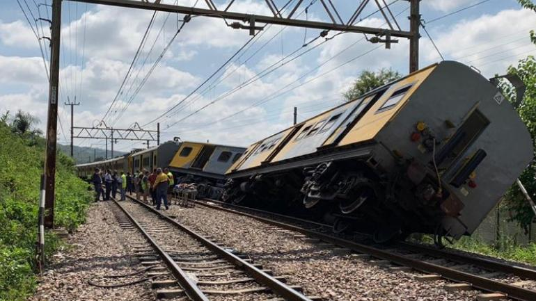 Pretoria Train Crash: Rescue Mission Underway For Passengers Still Trapped