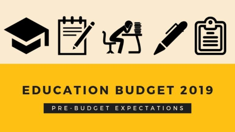 education budget, Budget session 2019, budget 2019, union budget 2019, budget news, budget expectations, budget 2019 expectations, budget session