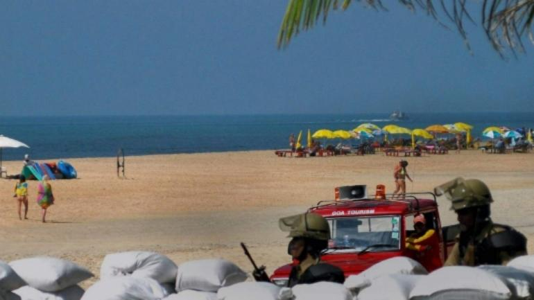 Goa tourism declines
