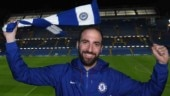 Gonzalo Higuain confident of success after joining Chelsea on loan from Juventus