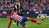 Antoine Griezmann strike helps Atletico Madrid edge past Levante in La Liga