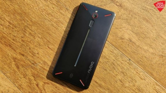 Nubia Red Magic review: A phone fast at running games but ...