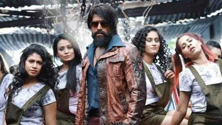 Kgf Box Office Collection Day 12 Yash Film Soars High Movies News