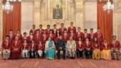 President Kovind awards 26 children for innovation, bravery