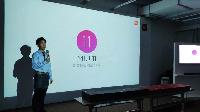 MIUI 11 for Redmi phones under development, to be more unique
