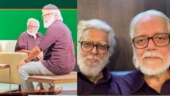 Madhavan is a spitting image of ISRO scientist Nambi Narayanan in Rocketry The Nambi Effect