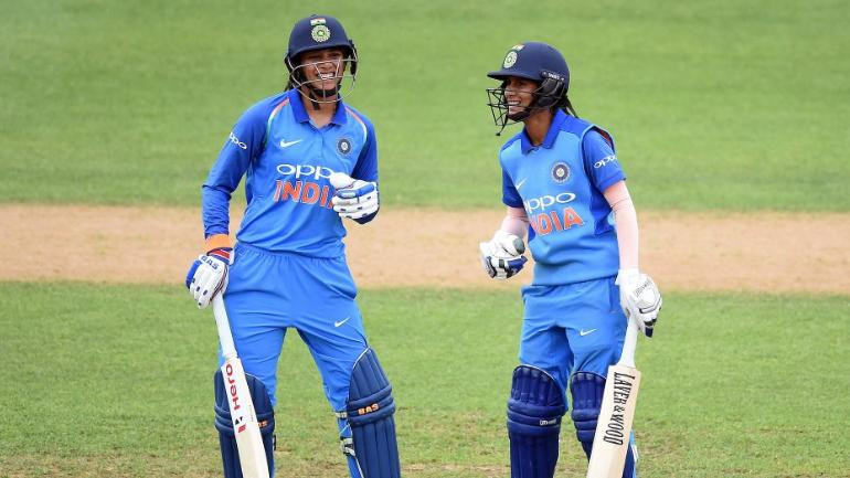 India defeated New Zealand by 9 wicketspowered by a Smriti Mandhana hundred
