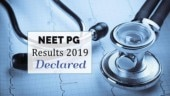 Declared! NEET PG Result 2019 out @ nbe.edu.in, here's how to check