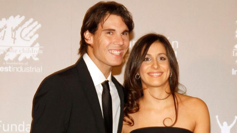 Rafael Nadal engaged to girlfriend of 14 years