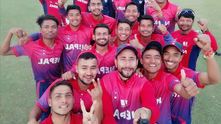 Sundeep Jora of Nepal youngest man to hit T20 International fifty