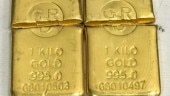 Over Rs 66 lakh worth gold seized at Hyderabad airport