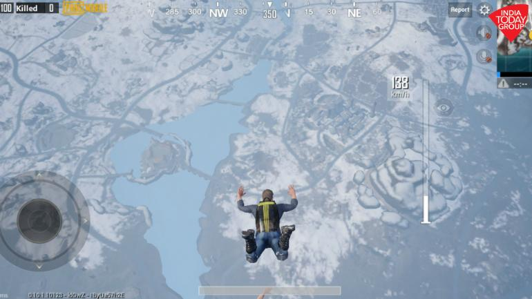 PUBG MOBILE update: Zombie mode, classic voices, snow footsteps and