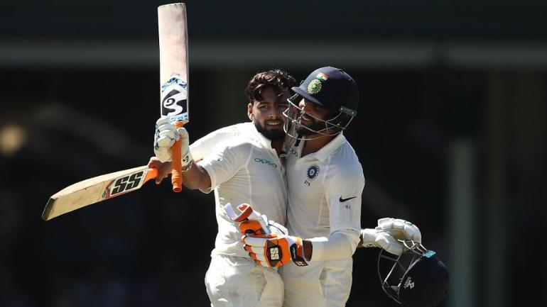 Pant (159*) and Jadeja (81) added 204 runs for the seventh wicket | Getty