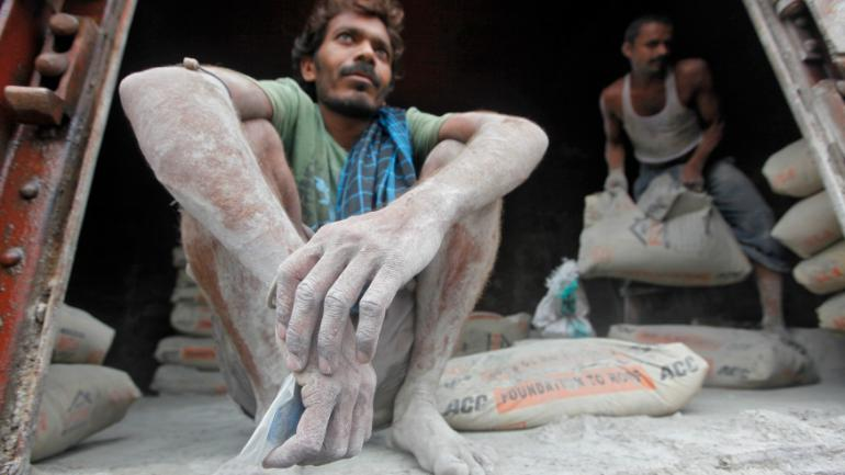 skin infections from cement India