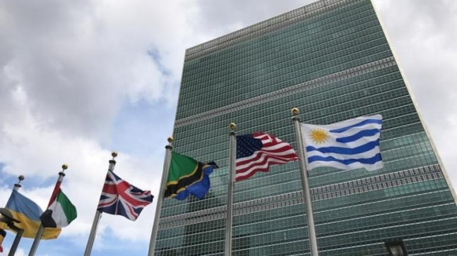 One third of UN workers say sexually harassed in past two years