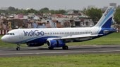 Indigo airlines Photo: Reuters