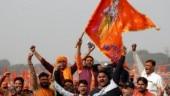 VHP ups the ante in Ram Janmabhoomiissue in Ayodhya
