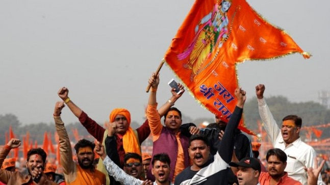VHP ups the ante in Ram Janmabhoomi issue in Ayodhya
