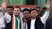 SP-BSP alliance: Two years ago UP ke ladke Akhilesh and Rahul came together at the same venue