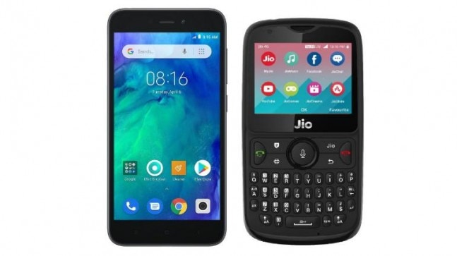 Redmi Go Vs Jiophone 2 Xiaomi S Affordable Phone May