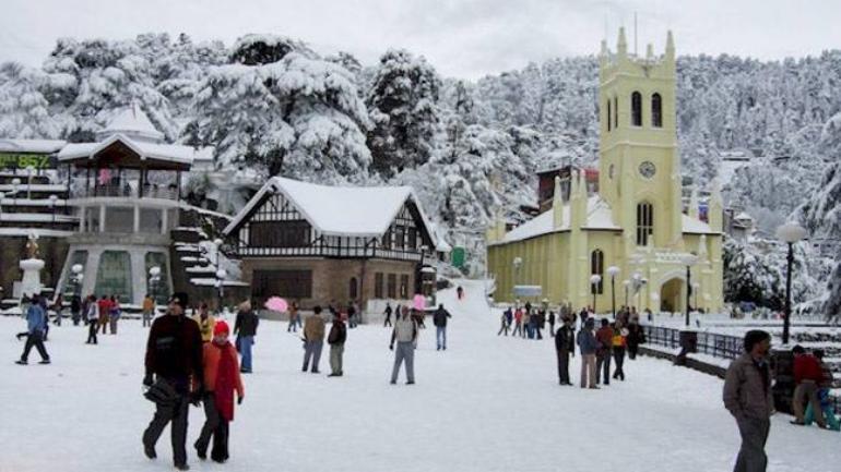 Heavy snowfall likely in Himachal, MeT advises against travelling - India  News