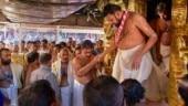 Kerala minister calls Sabarimala priest Brahmin monster for conducting purification ritual