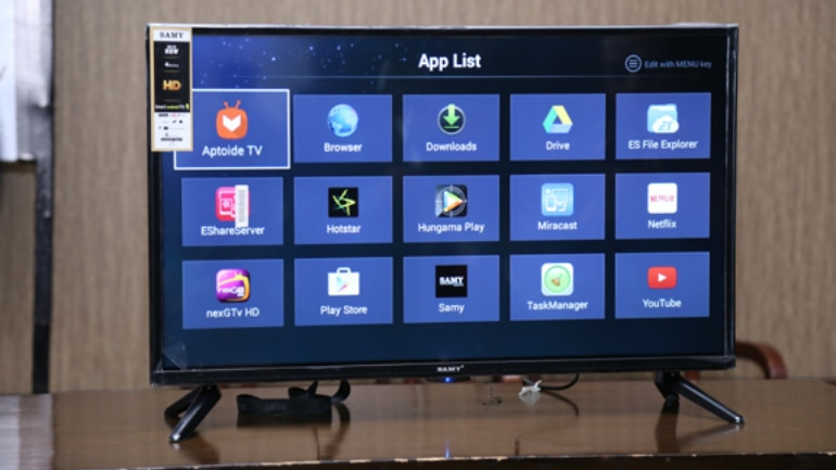 Samy 32-inch smart Android TV for Rs 4 e3909c45ae