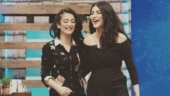 Shruti Haasan says she is thankful for her thangacchi Akshara with unmissable pic
