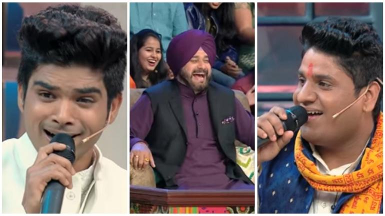 The Kapil Sharma Show: Indian Idol 10's Salman Ali, Nitin Kumar sing