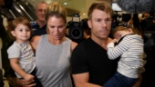 Was being a father and husband at home: David Warner on time away from cricket