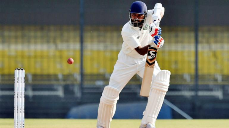 File Photo: Wasim Waffer's unbeaten century puts Vidarbha in commanding position against Uttarakhand (PTI Photo)