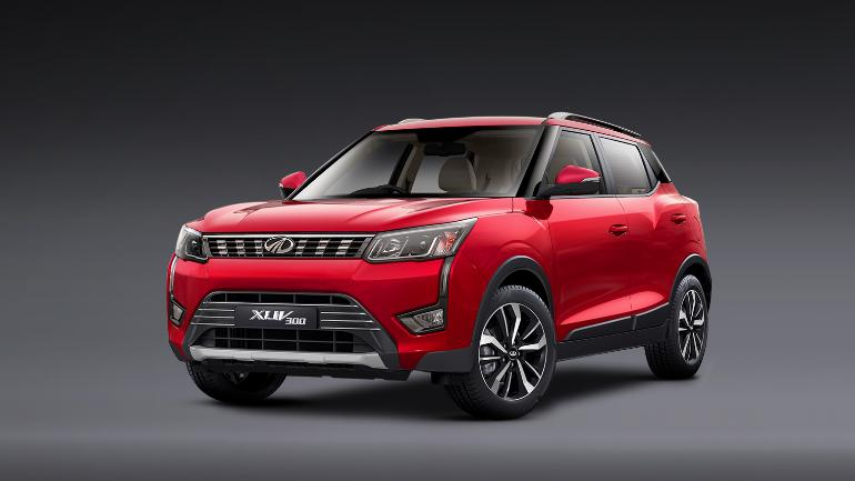 Mahindra Xuv300 To Launch On February 14 You Can Pre Book It By